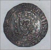 Cuartillo de Enrique IV. (1454-1474). Ávila. 102_0819