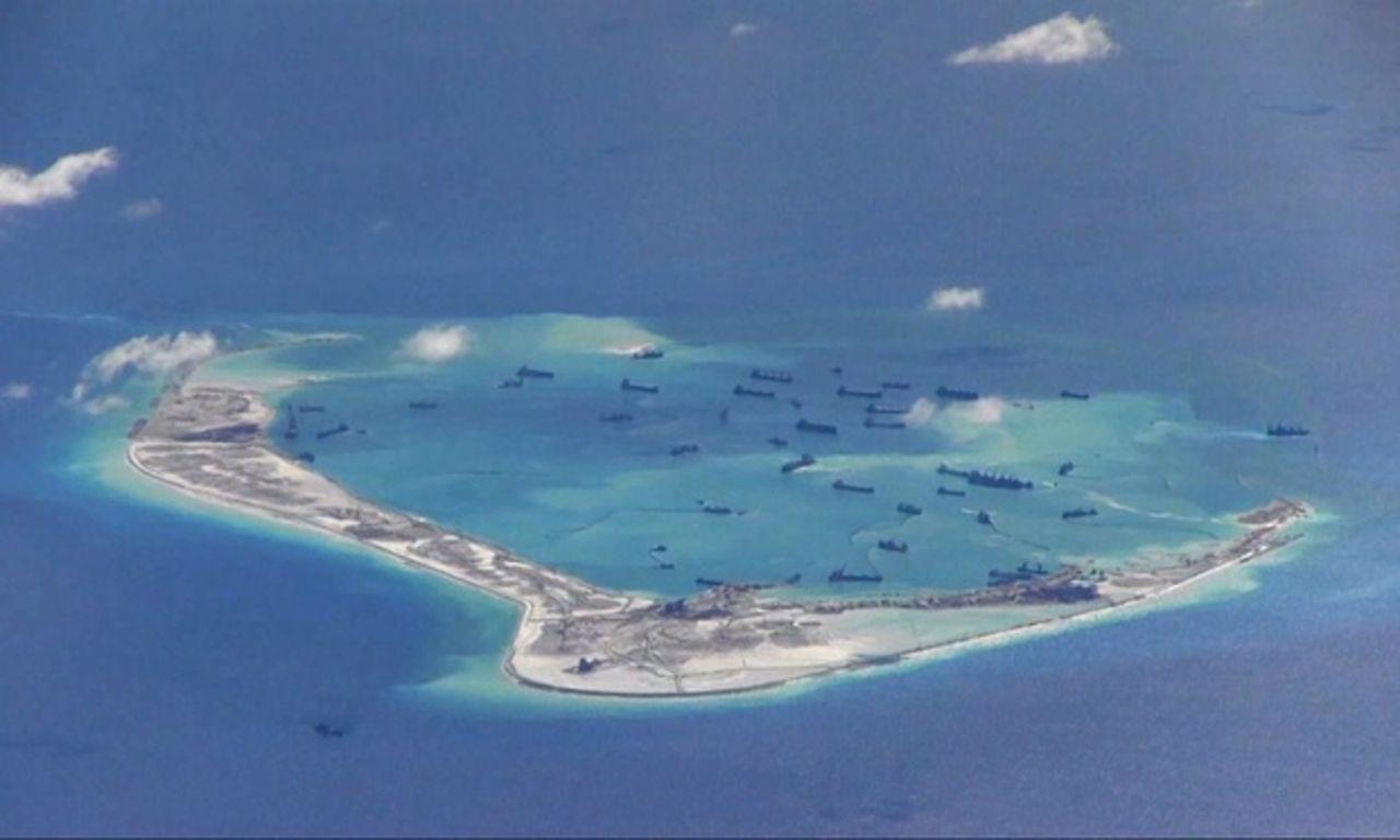 Islas en conflicto en Sudasia- Spratley,Paracel - conflictos, documentacion, acuerdos y articulos SOUTHCHINAISLANDS