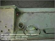 Советский тяжелый танк КВ-1, завод № 371,  1943 год,  поселок Ропша, Ленинградская область. 1_110