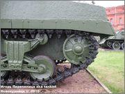 """Американский средний танк М4А2 """"Sherman"""",  Музей артиллерии, инженерных войск и войск связи, Санкт-Петербург. Sherman_M4_A2_025"""