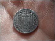 5 centimos 1941. Estado Español. DSC04604