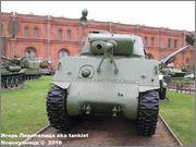 """Американский средний танк М4А2 """"Sherman"""",  Музей артиллерии, инженерных войск и войск связи, Санкт-Петербург. Sherman_M4_A2_009"""
