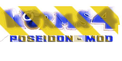 Worms 4 Mayhem Tweaking Mods - Portal Poseidon_Mod