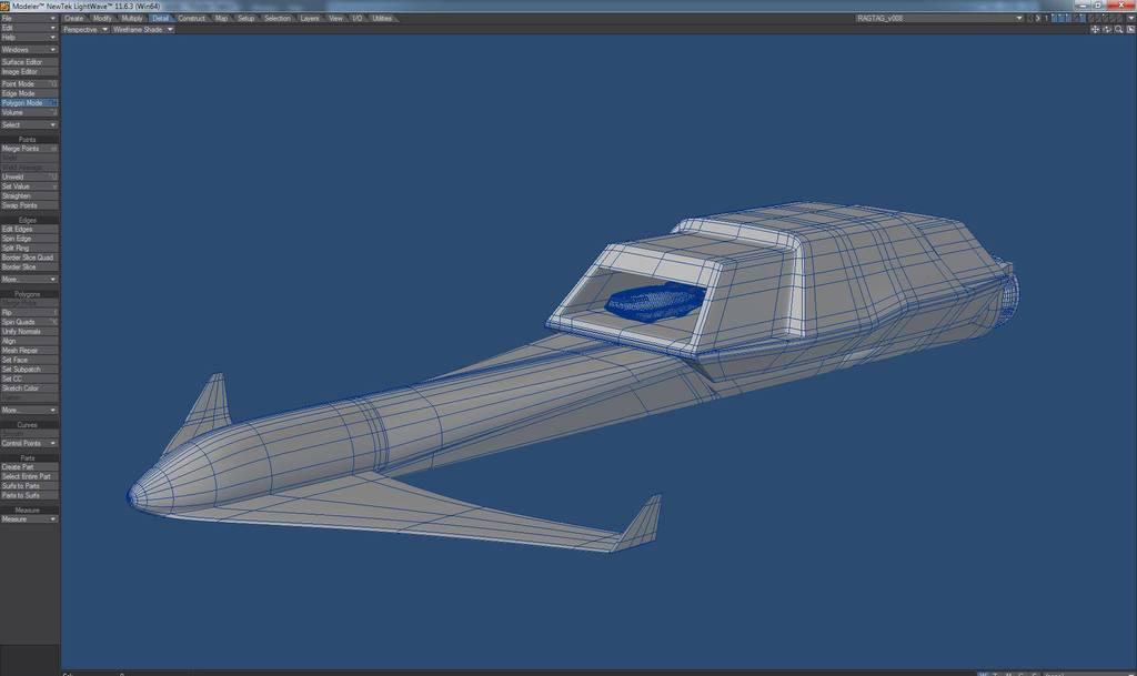 Emilon Provident-Class 3D CGI Model 14724289_10210818057745490_496830057_o