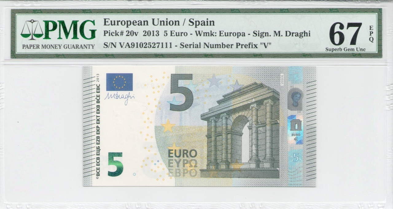 Colección de billetes españoles, sin serie o serie A de Sefcor - Página 2 Serie_europa_5_A