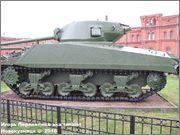 """Американский средний танк М4А2 """"Sherman"""",  Музей артиллерии, инженерных войск и войск связи, Санкт-Петербург. Sherman_M4_A2_022"""