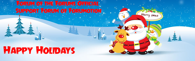 Graphic_Challenge - Graphic Challenge: Christmas Banner Contest Image