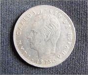 Juan Carlos I 100 Pesetas - 1975 P3140001