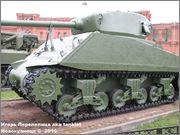 """Американский средний танк М4А2 """"Sherman"""",  Музей артиллерии, инженерных войск и войск связи, Санкт-Петербург. Sherman_M4_A2_018"""