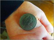 D.G.REG.F.D. 1969 - Elizabeth 2 - Moneda P2290068