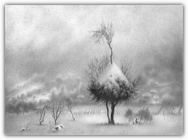 Снег, согревающий душу (Доленджашвили Г.) 278f3a37065b
