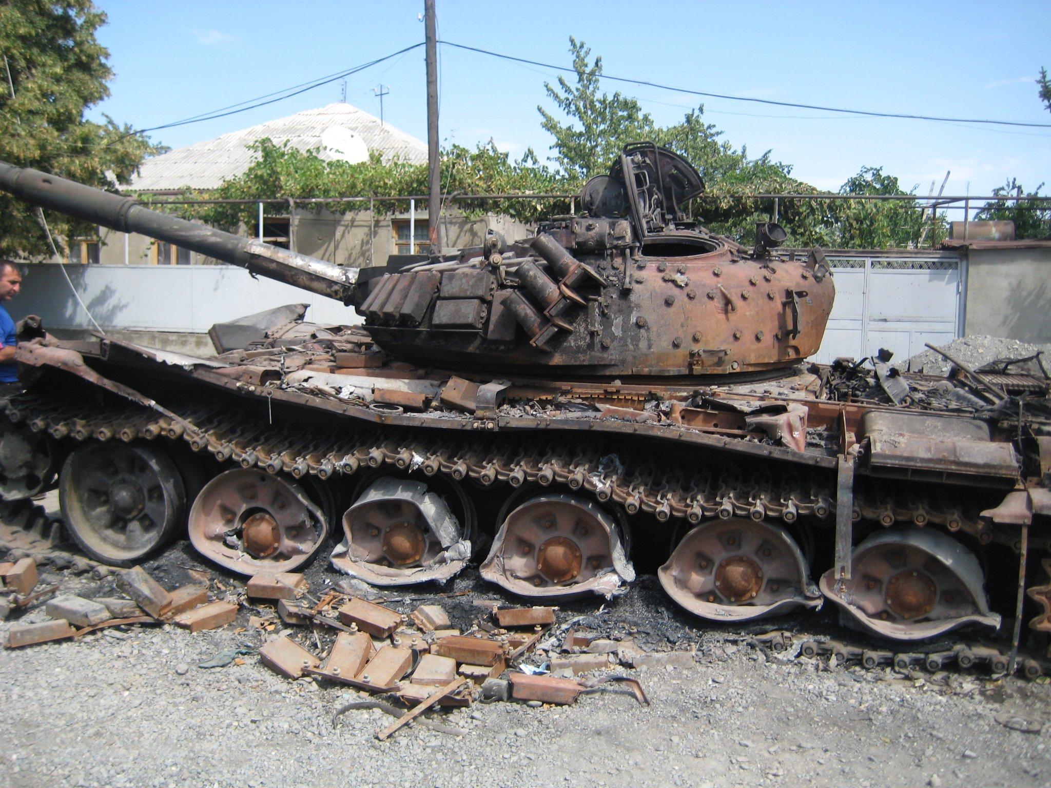 2008 South Ossetia War: Photos and Videos Ac63e12de96c