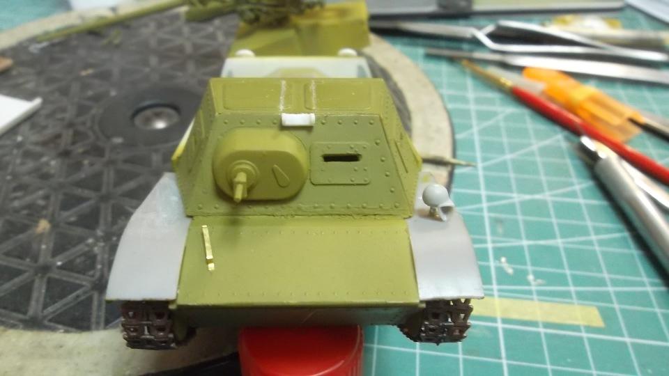 ЗиС-30 Противотанковая самоходная установка, 1/35, (MSD 35014). 4f55a244ab66