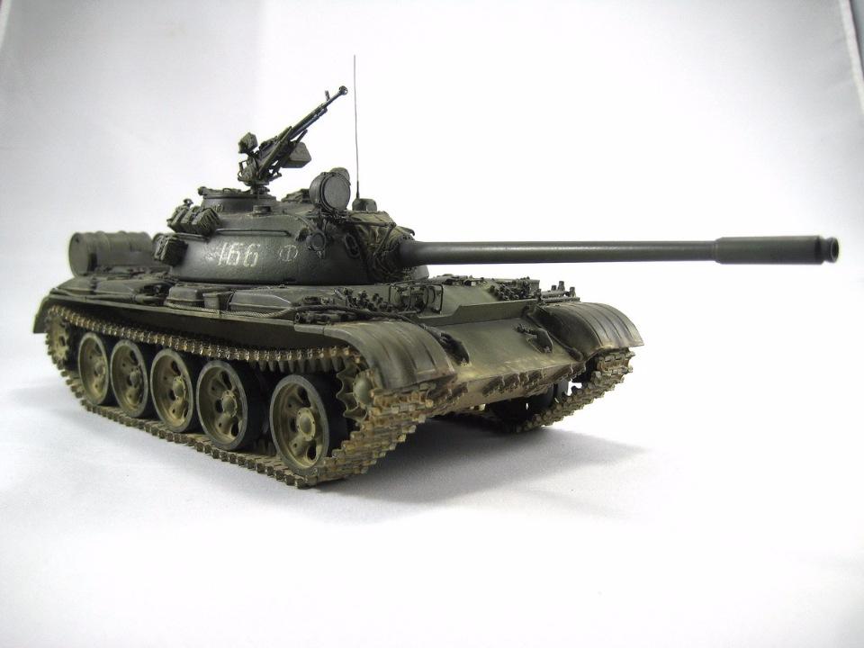 Т-55. ОКСВА. Афганистан 1980 год. - Страница 2 5ce4d02a631b