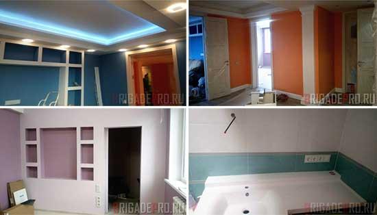 Ремонт квартир и коттеджей, с нуля под ключ 793b85603a40