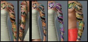 Татуировки - Страница 5 7bfa1e807cff