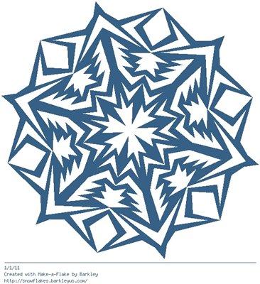 Зимнее рукоделие - вырезаем снежинки! - Страница 2 27c96b4ae3c9