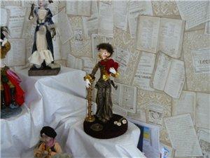 Время кукол № 6 Международная выставка авторских кукол и мишек Тедди в Санкт-Петербурге - Страница 2 329f96baa811t