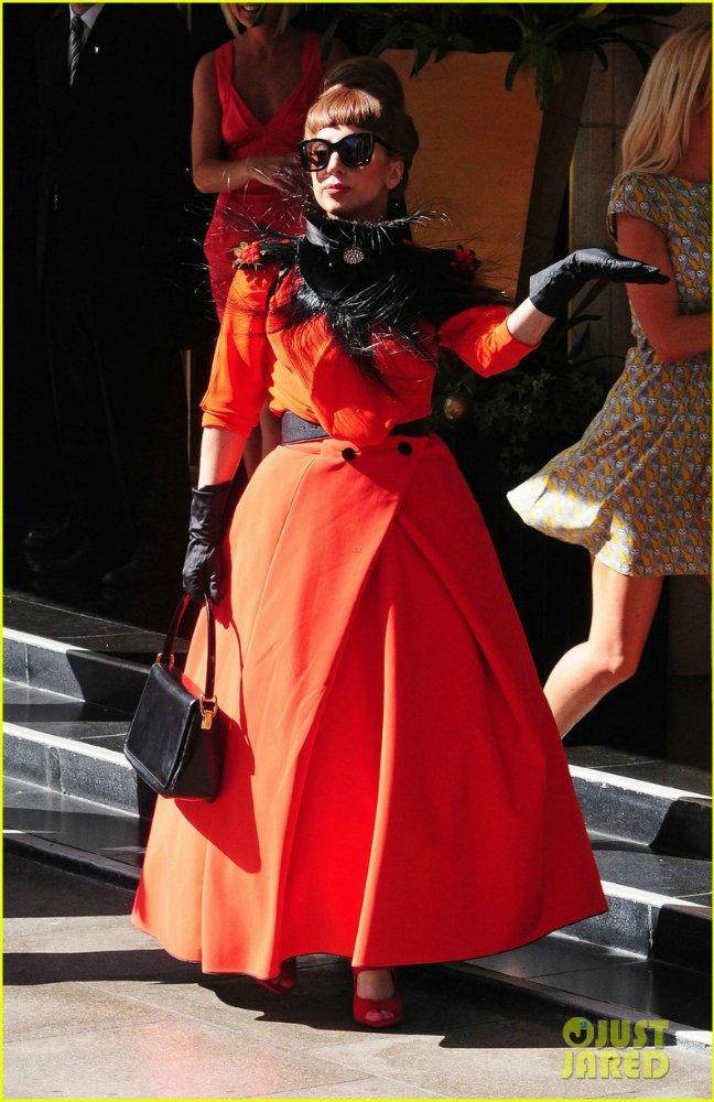 Lady GaGa  - Страница 5 Cfd615b53844