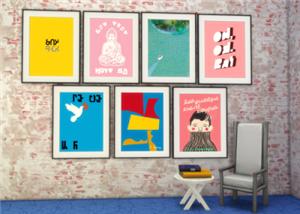Картины, постеры, настенный декор - Страница 6 4592a435c10d