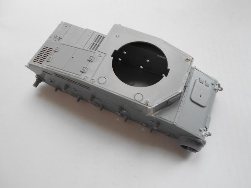 Pz.Kpfw.II Ausf.C 1/35 (Арк-модел) 722b13b2b918