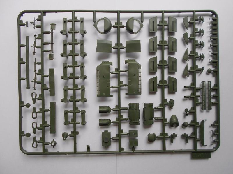 Обзор Т-34-76 выпуск начала 1943г 1/35 (Моделист №303529) 074c0d62b8df