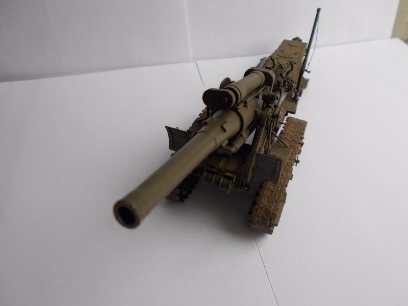 Советская 203-мм гаубица Б-4 1/35 (Alan №3522) - Страница 2 33633cdfcd44