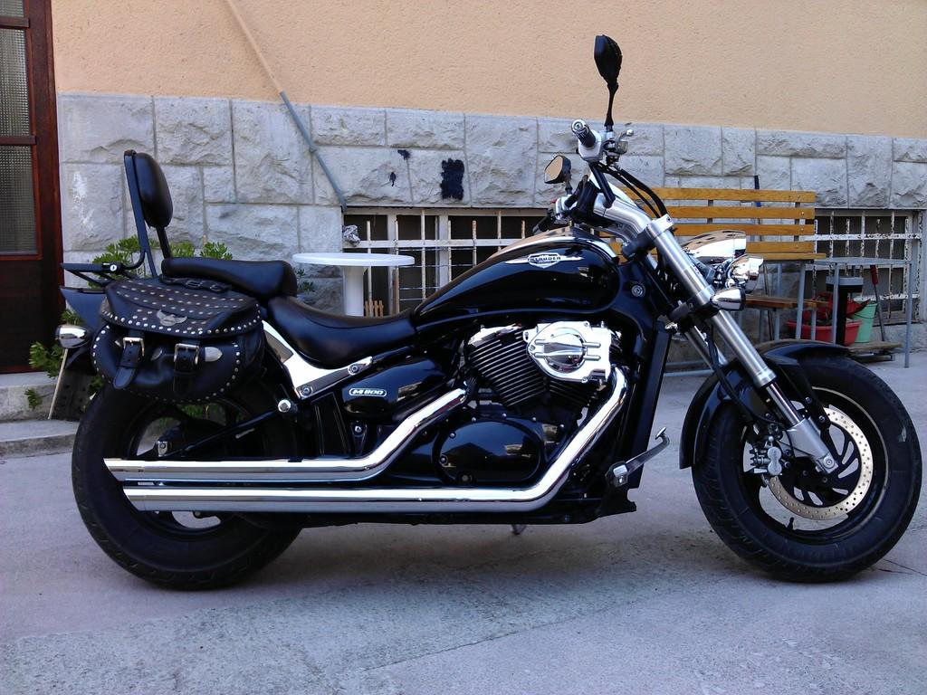 Gad's .......... K5 Suzuki M800  IMAG0066
