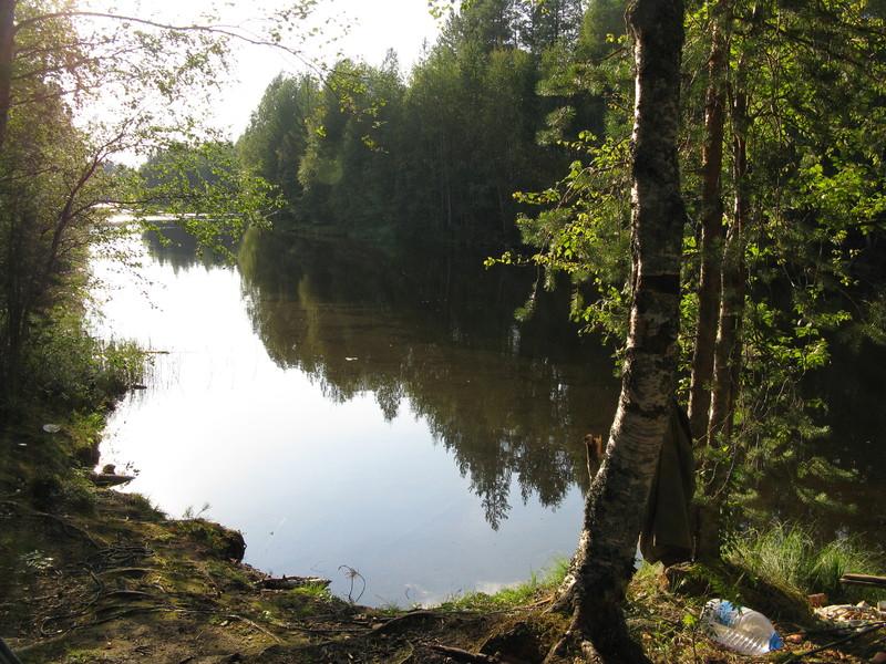 Карелия,край лесов и озёр 026