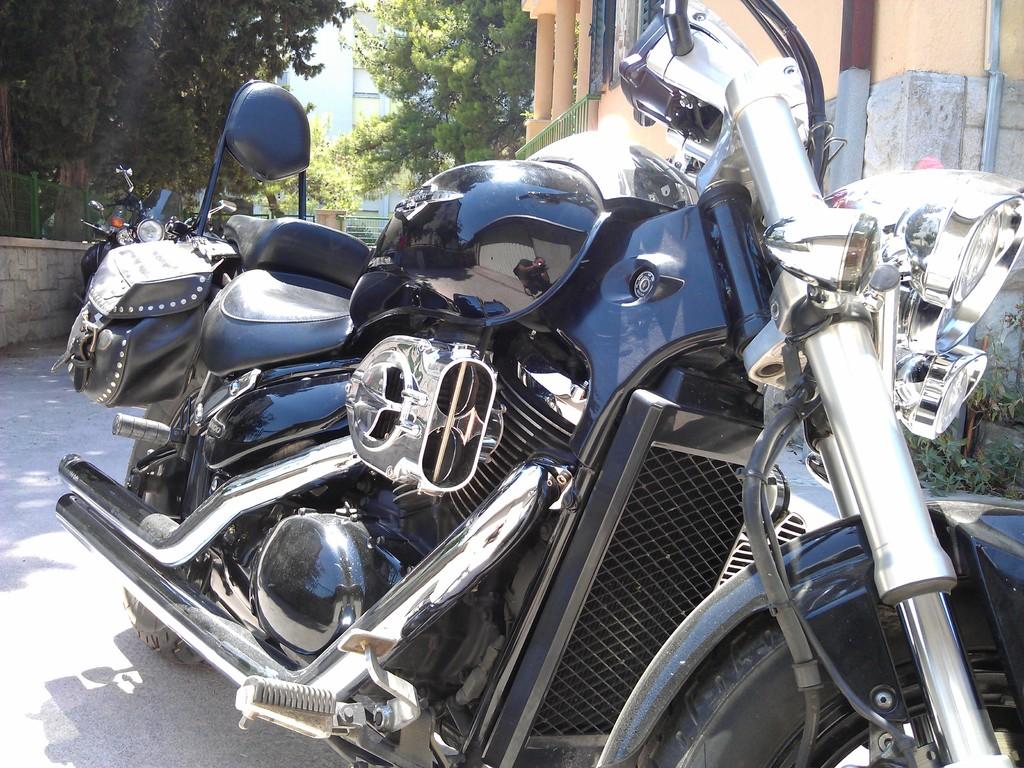 Gad's .......... K5 Suzuki M800  IMAG0099