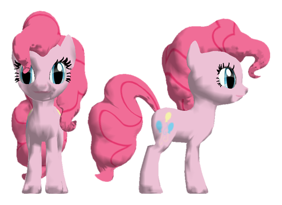 Pinkie Pie [Model] - Página 2 Pinkiepiepreview