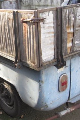 Single cab with enlarged wood bed 1960 4049025