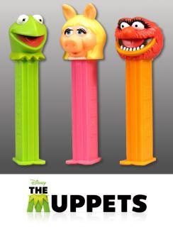 Dispensadores PEZ - Página 3 Muppets