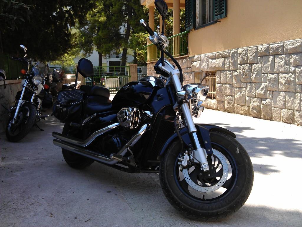 Gad's .......... K5 Suzuki M800  IMAG0070