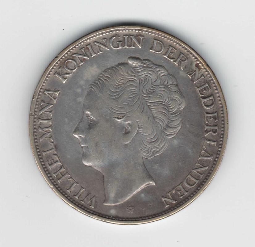 2 1/2 Gulden. Curaçao. 1944. Denver 2_1_2_gulden_flor_n_1944_Paises_bajos_a