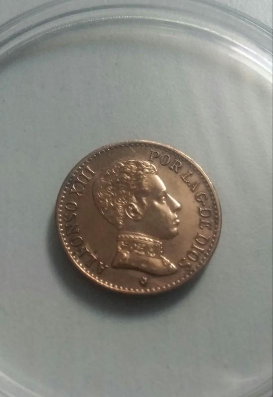 1 centimo 1906. Alfonso XIII. SL V 20161116_171702_1