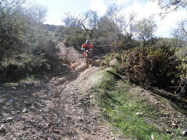 Trail o enduro segun desde donde se vea CIMG2124