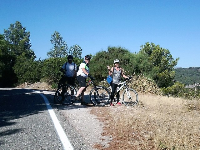 Bicis al chorro Foto2695