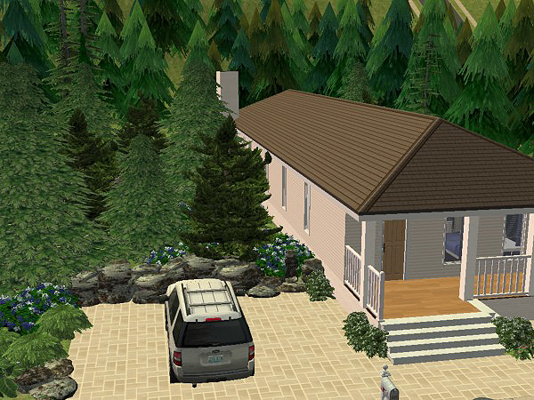Stavba podle půdorysu Houseplan Forest_Retreat_44