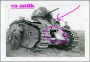 Камуфляж французских танков B1  и B1 bis Char_B_1_bis_29_BUGLAUD_1