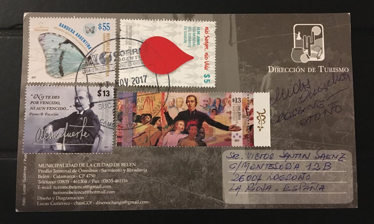 Intercambio postalero - POSTCROSSING OTOÑO 2017 / EL DESVAN - Página 2 IMG_4712