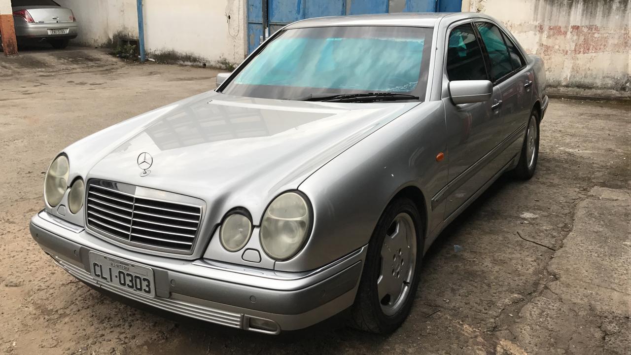 W210 E430 B4 1998 - R$ 25.000,00 IMG_0090