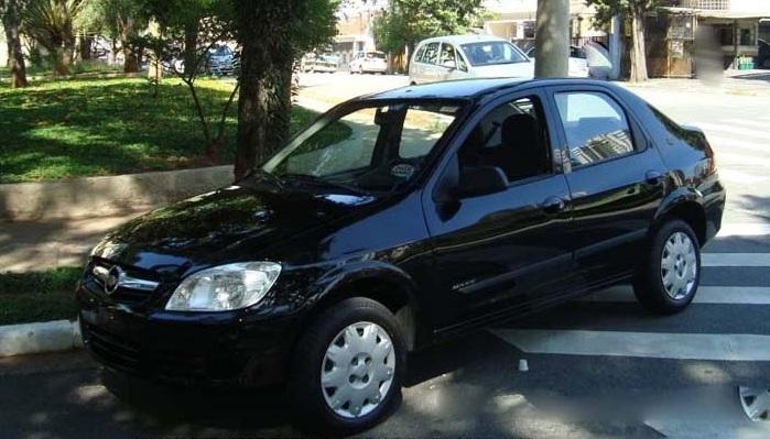 Apresentação  Chevrolet_Prisma_2010_Maxx_perfil_dianteiro