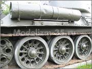 Советский средний танк Т-34-85,  Военно-исторический музей, София, Болгария 34_85_Sofia_039