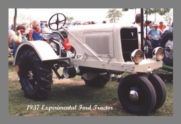 ALGUNOS PROTOTIPOS. Ford_experimental_1937