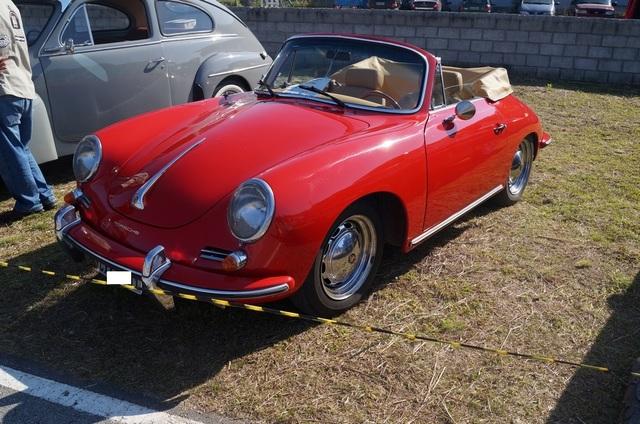 Veteran Car Club a Florianopolis Replica_Porsche