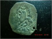 II maravedis 1586-1591. Felipe II, ceca de Cuenca CIMG2653