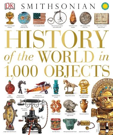 History of the World in 1,000 Objects by DK Untitled
