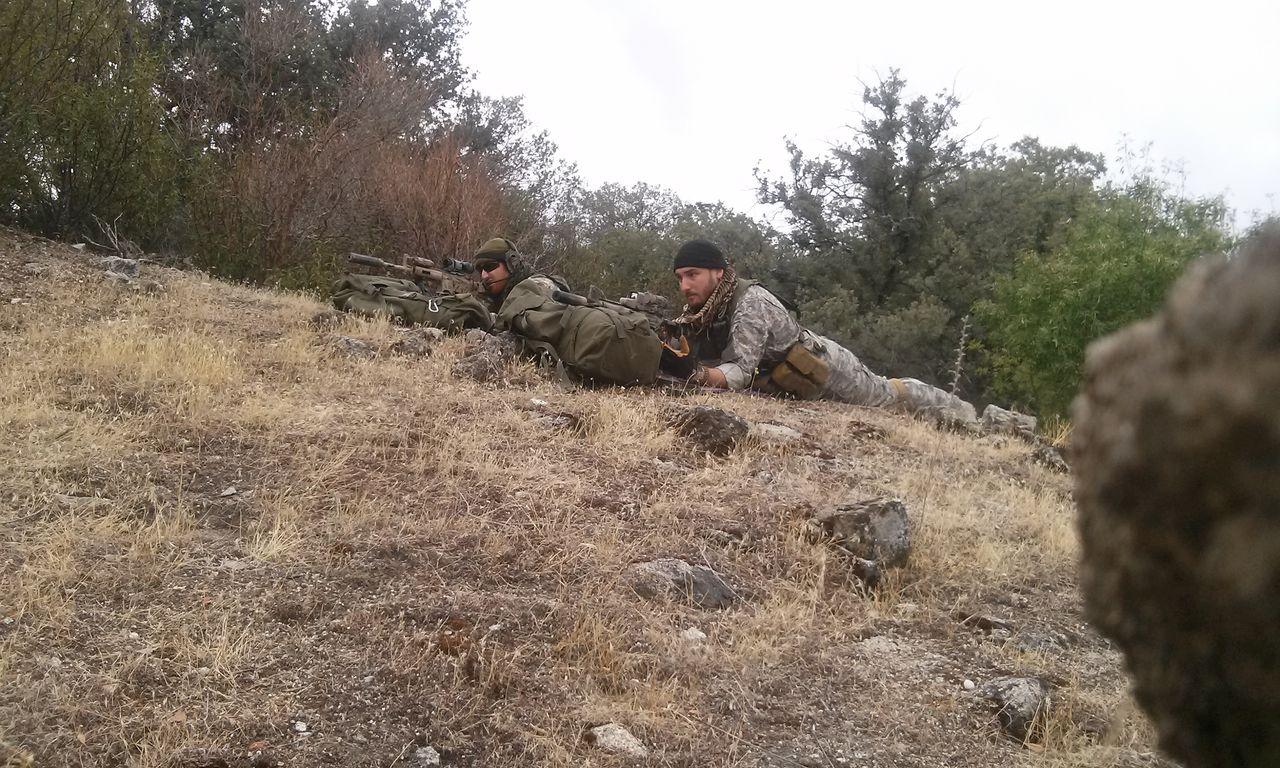 ★ ACU Greenside shooting training 20150912_115700
