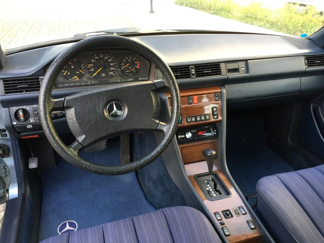 W124 200E 1990 - R$26.900,00 IMG_4622